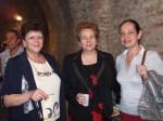 Alături de Valeria Manta-Tăicuţu şi poeta braşoveană Mihaela Malea Stroe