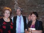 Cu Ionel Necula şi Mioara Bahna