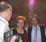 Cu Virgil Diaconu şi Ionel Necula din Tecuci