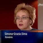 Captură de pe TV Duna, Ungaria