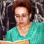 Simona Grazia Dima recitand