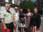 Cu Ivo Frbezar, Gojko Božović, Entela Kasi, Ruth Simister