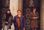 La Festivalul Poesis, cu Ruxandra Cesereanu şi Doina Popa