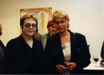 La Timişoara, 1999, cu Denisa Comănescu
