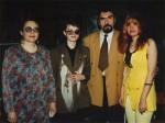 Lansare la Timisoara, cu Aura Christi, Rodica Draghincescu, Ioan Viorel Boldureanu