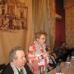 Lansare la Uniunea Scriitorilor, cu prof. univ. George Grigore, 2009