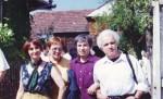 Oradea, cu soţii Stoiciu şi Nicolae Tzone