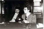 Vorbind la lansarea lui Gheorghe Mocuţa la Timişoara, la revista Orizont