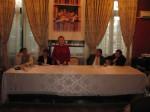 Vorbind la lansarea unui volum de Gabriel Stănescu, USR, Sala cu Oglinzi, 2008