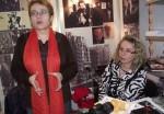 Simona-Grazia Dima vorbind la Gaudeamus