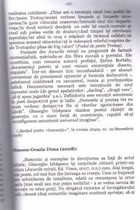 Articolul de S-GD, reprodus în volumul lui Gh. Izbăşescu, Un pumnal..., la p. 161