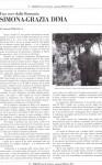 Articol despre Simona-Grazia Dima de Antonio Della Rocca