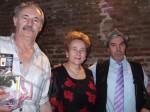 Cu Virgil Diaconu şi Ionel Necula