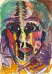 Cu gândul la Gauguin. Tempera