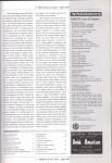 Sumarul revistei - la ultimul punct este menţionat suplimentul cu Conferinţa