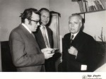 Cu Al. Jebeleanu şi Ion Stratan, martie 1978