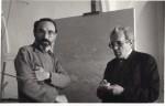 Cu Constantin Flondor-Streinu, iunie 1987