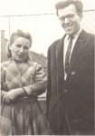 Cu bunica maternă, Emilia Telescu