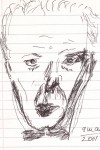 Autoportret - 9 mai 2001