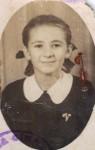 Mama, elevă la Sânnicolaul-Mare