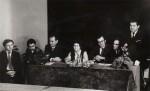 Cu Gh. Schwartz, Al. Jebeleanu, I. Iliescu, A. Turcuş