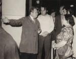 Cu Mandics Gyorgy, I.M Almăjan, Al. Jebeleanu
