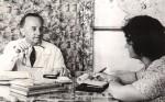 Cu prof. dr. docent C. V. Oprea
