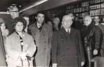 Lângă I.M Almăjan şi I.D. Teodorescu