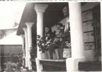 La mănăstirea Văratic, iulie 1957