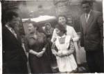 Mama, tata, mătuşa mea Angela, verişoara primară a mamei, Măria-mică