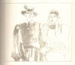 Ilustraţie la Moara cu noroc - de Traian Brădean
